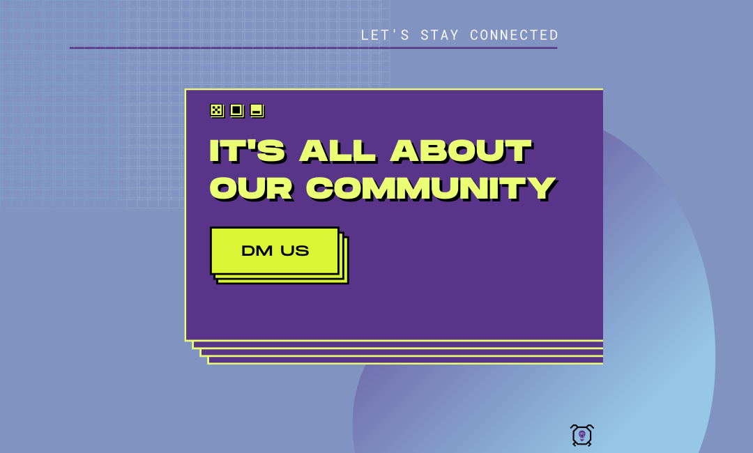 It's all about our community
